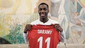 Daramy gains Danish citizenship