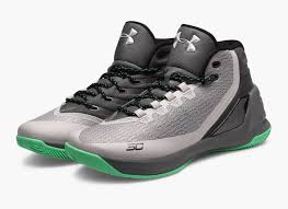 under armour 3. green highlights this latest under armour curry 3 d