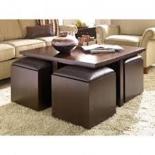 High Quality Coffee Table With Ottoman Underneath Nice Ideas