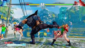 street fighter v pc version impressions pc invasion