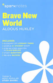 buy brave new world by aldous huxley sparknotes literature guide buy brave new world by aldous huxley sparknotes literature guide by sparknotes editors 7 mar 2014 paperback in cheap price on m alibaba com