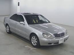Used MERCEDES BENZ S320 for sale at Pokal – Japanese Used Car ...