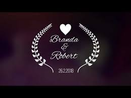 Wedding Title The Wedding Titles Premiere Pro Template Free Youtube In