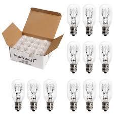 Night Light Wax Warmer Bulbs Details About 12 Pack Replacement Wax Warmer Bulbs Nightlight Wax Diffuser Lamp 25watt Durable