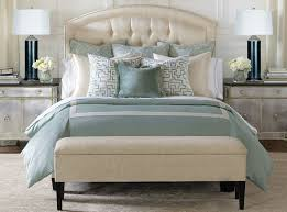 image of blue green contemporary bedding set barclay butera central park decorate blue and green