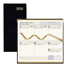 Hourly Planner 2020 Executive Weekly Pocket Planner 2020