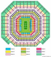 Usta Billie Jean King National Tennis Center Seating Chart Arthur Ashe Stadium Seating Chart