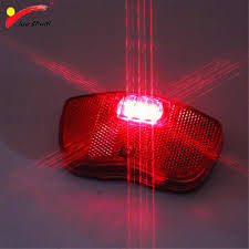 Detail Feedback Questions About Bicycle 3 Leds Red Taillight Road