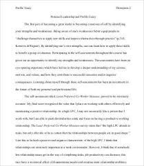 leadership essay samples examples format personal leadership essay sample