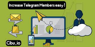 add fake members to my telegram channel