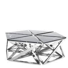 Black Marble Coffee Table | Eichholtz Galaxy