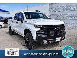 New 2019 Chevrolet Silverado LT Trail Boss Pickup* HAIL SALE