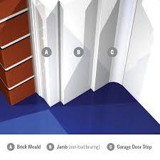 garage door stop molding garage door  Imagination Garage Door Stop Molding garage doors