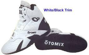 Otomix M4000 Power Trainer Shoe White Black Buy Online