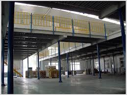 mezzanine office space. multi tier industrial mezzanine floors demountable platform for extra office space z