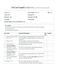 Test Case Template Condition Excel Cases Awesome Sample Temp ...