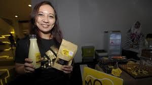 Banana Cake Nutella Momngo Balikpapan Bikin Pecinta Makanan Manis