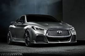 infiniti q60 blacked out. the infiniti q60 black s concept is a nasty 500 hp hybrid with f1style kers blacked out t