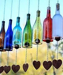 Decorative Glass Bottles Wholesale Decorative Colorful Glass Bottles 100 Adorable Garden Crafts To Make 83