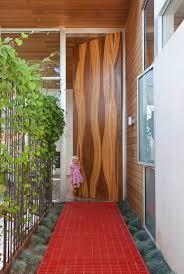 front doors wood50 Modern Front Door Designs