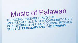 They made the mountains and coastal areas their homes even before the malay settlers came. Music Of Mindoro Music Of Palawan And Music Of Visayas Youtube