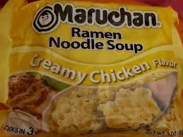 maruchan ramen noodle soup creamy