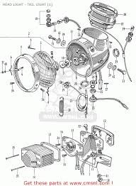 honda cb72 hawk 60 61 62 63 64i 64ii general export 142683 head light tail light 1_bigma000099f14_c1fe wiring 3 8 ohm speakers,ohm wiring diagrams image database on parallel wiring 4 ohm 3 speakers