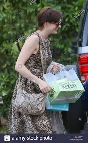 Mood By Designer Skin Los Angeles Ca Anne Hathaway Is In A Great Mood As We