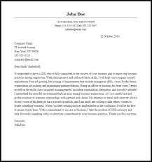 Cover Letter For Chief Of Staff Position Ceo Letter Konmar Mcpgroup Co