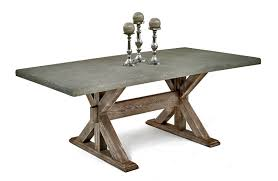 concrete top dining table. Concrete Table Top - Rustic Timber Legs Wooden Buy Table,Wooden Legs,Grc Product On Alibaba.com Dining B