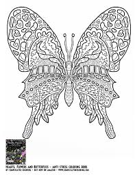 Small Picture Get This Butterfly Coloring Pages Adults Printable ayu5