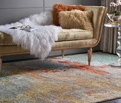 nature inspired rugs