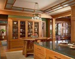 Arts And Crafts Kitchen Lighting A Kitchen Of Art And Craft Arts Crafts Homes And The Revival