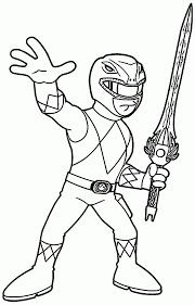 Small Picture Red Power Rangers Coloring Pages Printable Coloring Coloring Pages