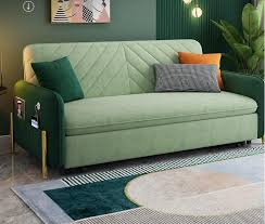 2021 light luxury sofa bed can fold 1 5