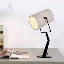 office table lights. Beautiful Lights Loft Style Minimalism Modern Cloth Shade Folding Table Light Office  Lamp Student Reading Lamps Study Throughout Lights