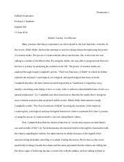 whale rider essay whale rider question whale rider  5 pages essay 2 whale rider joseph campbell