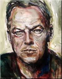 David Gilmour study by Tracy Burke - gilmore