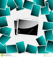 Picture Collage Templates Free Download Vector Photos Template Frames Stock Vector Illustration Of