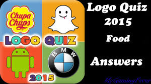 logo quiz 2015 food answers