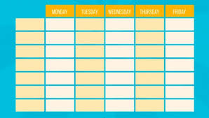 weekly schedule example weekly activity schedule template 8 free sample example