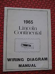 lincoln continental zeppy io 1965 lincoln continental wiring diagram manual