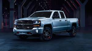 Truck black chevy truck : Chevrolet Silverado Redline Is Chevy's Latest Pickup Truck Special ...