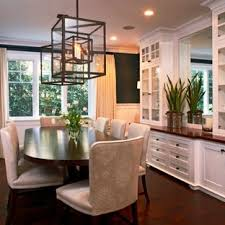 Dining room wall units Amusing Enclosed Dining Room Midsized Traditional Dark Wood Floor Enclosed Dining Room Idea In Houzz Dining Room Wall Cabinets Ideas Houzz