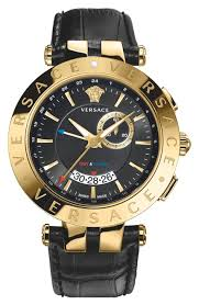 10 best men s watches 2017 chrono bracelet leather watches for men versace v race gmt black gold watch for men buy it here for 1 270