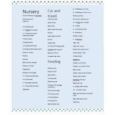 baby room checklist. Amazing Baby Registry Checklist With Newborn Room