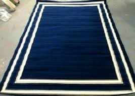 navy and white area rug blue rugs beautiful gray