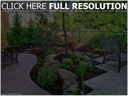 Small Picture Backyards Compact Garden Design With