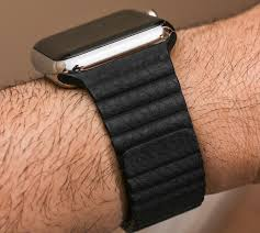 apple watch bands bracelets reviews recommendations wrist time reviews leather loop