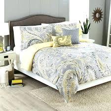 yellow chevron bedding grey chevron bedding set yellow and grey bedding sets light gray queen sheets